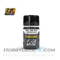 PANELINER FOR GREY AND BLUE CAMOUFLAGE