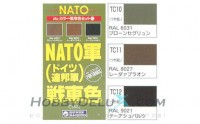 CS602 Tank Colors for NATO