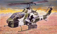 Модель вертолета AH-1W SUPER COBRA