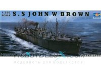 Корабль USS Liberty Ship John W Brown