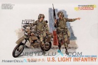 US Light Infantry