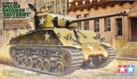 "Tamiya 35346 U.S. Medium Tank M4A3E8 Sherman ""Easy Eight"""
