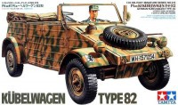 Tamiya 35213 German Kübelwagen Type 82
