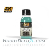 METAL BURNISHING FLUID
