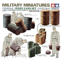 Tamiya 35026 Jerry Can Set