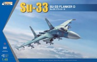 Kinetic 48062 1/48 SU-33 Flanker D