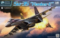 Kitty Hawk 80142 1/48 Su-35 Flanker E