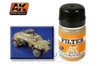 FILTER FOR AFRIKA KORPS VEHICLES