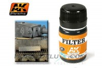 FILTER FOR PANZER GREY VEHICLES