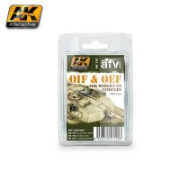 OIF & OEF - US VEHICLES WEATHERING SET