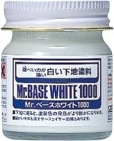 Белая база Mr.BASE WHITE 1000  40 мл.