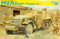 Dragon 6329 1/35 M2 HALF-TRACK (2 IN 1) (SMART KIT)